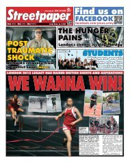 Streetpaper 96 - Jesus Army