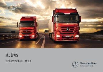 Actros - Mercedes-Benz