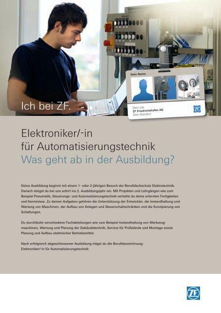Informationen (PDF, 231 KB) - ZF Friedrichshafen AG