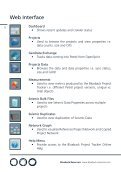Blueback Project Tracker Getting Started Guide - Ocean - Page 6