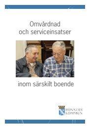 Vård och insatser (särskilt boende) - Ronneby kommun
