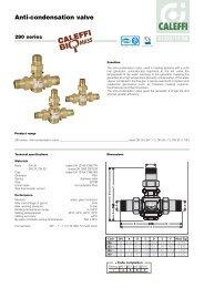 [DIAGRAM_4FR]  Zone Valves - Caleffi   Caleffi Zone Valve Z111000 Wiring Diagram      Yumpu