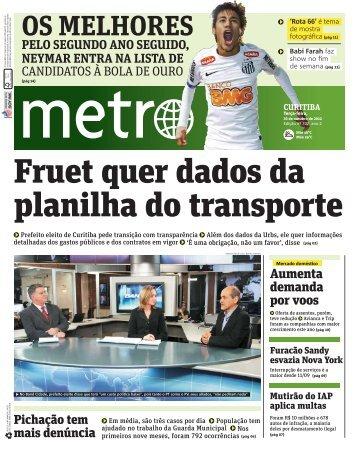 Metro Curitiba