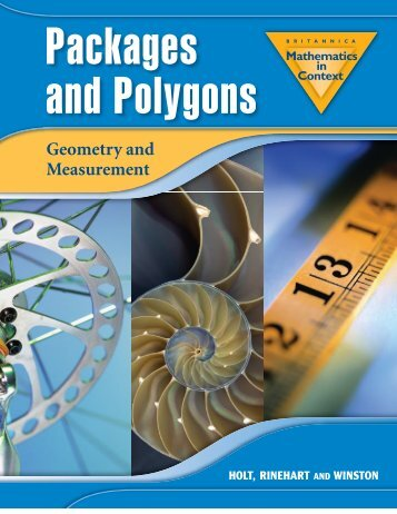 Packages and Polygons