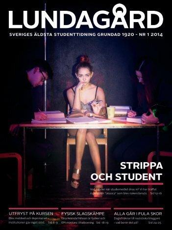 strippa och student