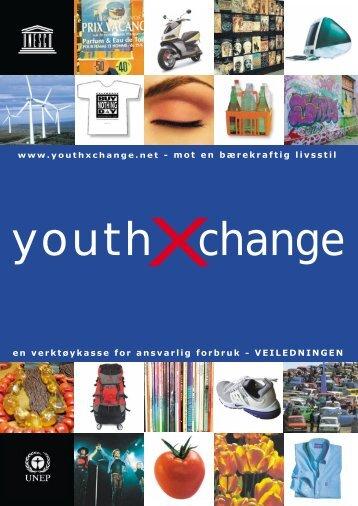 Skritt på vegen - youthXchange