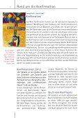Gemeindebote April 2012 - Kirchengemeinde St. Peter - Page 6