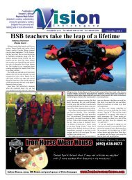 October 2011 - Howard S. Billings Regional High School
