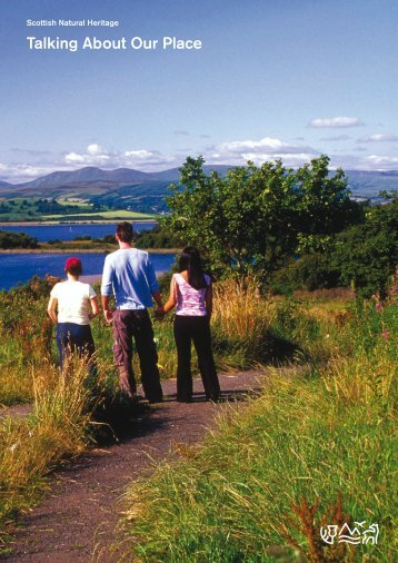 Talking About Our Place Toolkit - Scottish Natural Heritage