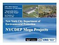 NYCDEP Mega Projects - CMAA
