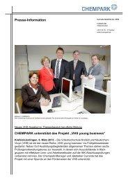 Presseinformation ( PDF 549 KB ) - Presse - Currenta