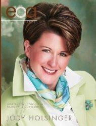 NVP Jody Holsinger_updated11-2.indd - Arbonne