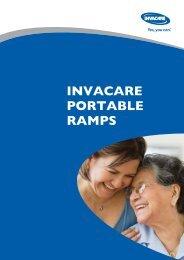 INVACARE PORTABLE RAMPS - Invacare Australia