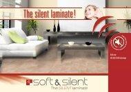 The SILENT laminate - Classen Vertriebs-Gmbh