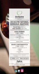 Téléchargez le programme de salle du concert symphonique