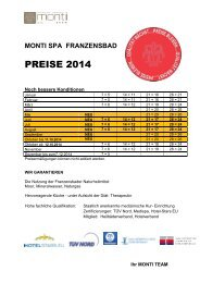 Download Preisliste 2014