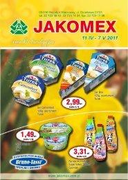 04/2011 - JAKOMEX
