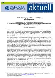 Anlage_DEHOGA aktuell_Mindestlohn Gebäudereinigung ...