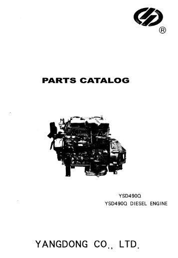 parts catalog - Rotek