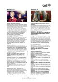 Pdf-dokument: Här är julens alla godbitar i SVT (pdf-format) - Page 4