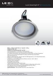 Produktblatt 6 - PSL AG