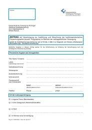 einschl. Polygraphie - Kassenärztliche Vereinigung Thüringen