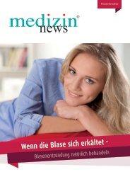 Blasenentzündung - Schaper & Brümmer
