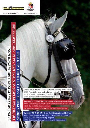 Dražební katalog 2012 - Středoevropská dražba anglického ...