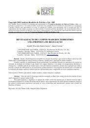 revitalização de campos maduros terrestres uma proposta ... - ABPG