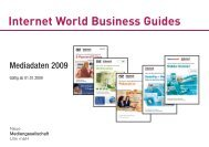 Internet World Business Guides