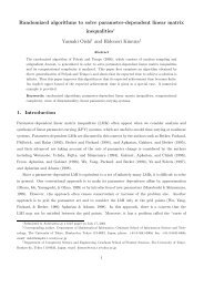 Randomized algorithms to solve parameter-dependent linear matrix ...