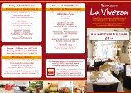 Kulinarischer Kalender (PDF) - Hotel VIVA CREATIVO