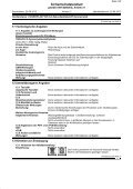 COSMOPLAST 505 CA-Sekundenklebstoff (Cyanacrylat) (PDF, 0.12 ... - Seite 6