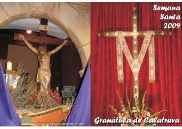 Granátula de Calatrava Granátula de Calatrava Semana Santa 2009
