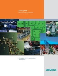 FactoryLink - Siemens PLM Software