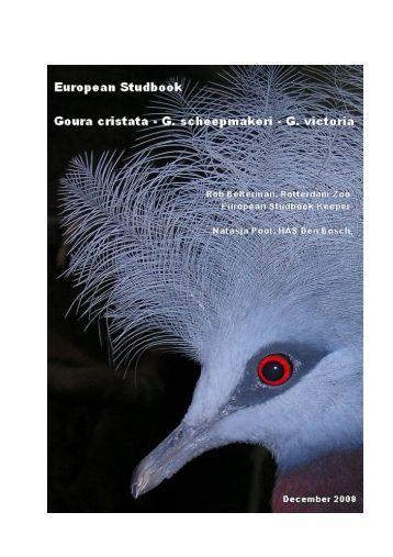 Studbook nr. 5, December 2008
