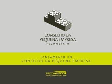 PowerPoint Presentation - Fecomercio