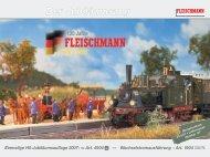 Der Jubiläumszug - Fleischmann-HO