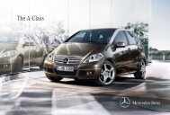 The A - Class - Mercedes-Benz Nigeria