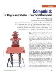 Muebles COMPUKID - Revista El Mueble y La Madera