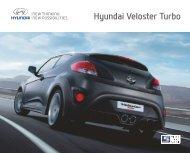 E-Prospekt Hyundai Veloster Turbo