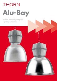 Alu-Bay - THORN Lighting