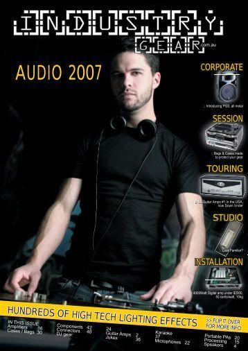 AUDIO 2007 - Audio Australia