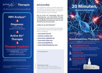 Neuer Active Air Flyer zum Download als PDF