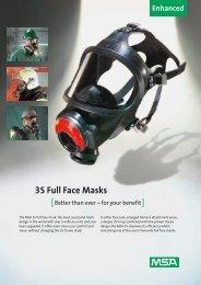 3S Full Face Masks
