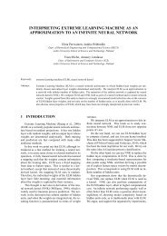 interpreting extreme learning machine as an approximation to an ...