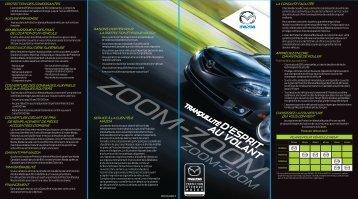 Brochure - Mazda Canada