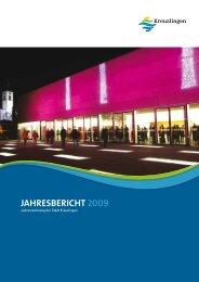Jahresbericht 2009 | der Stadt Kreuzlingen