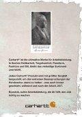 Arbeitsbekleidung CARHARTT - A.+ C. Gantenbein AG - Seite 5