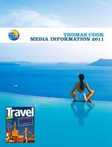 THOMAS COOK MEDIA INFORMATION 2011